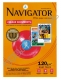 Papier ksero A4 120g Navigator Color Documents ryza 250 ark.